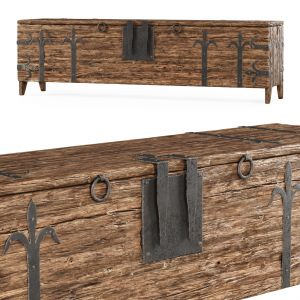 Van Thiel Rustic Trunk