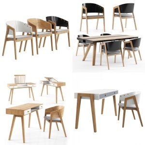 VOX UNI chair sets
