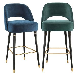 Collins Bar Chair Essential Home