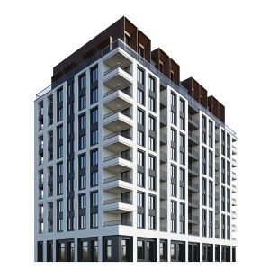 Modern Residential Building 14