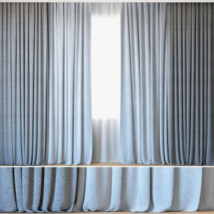 Curtains 110 | Curtains With Tulle | Backhausen