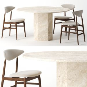 Epic Dining Table By Gubi