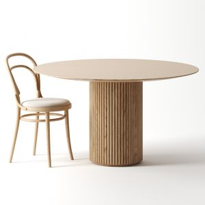 Palais Royal Dining Table By Asplund