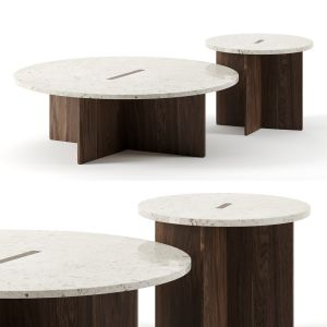 N-st01 Coffee Tables By Karimoku