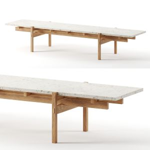 N-ct01 Table Bench By Karimoku Case Study