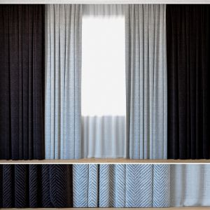 Curtains 63 | Curtains With Tulle | Rebbio Grande