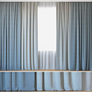 Curtains 37 | Curtains With Tulle | Backhausen