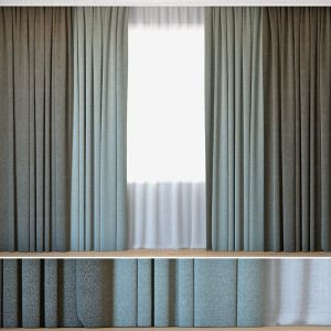 Curtains 62 | Curtains With Tulle | Backhausen