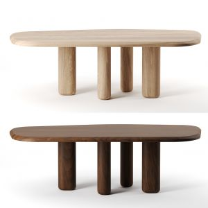 Rough Dining Table By Collection Particuliere