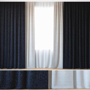 Curtains 109 | Curtains With Tulle | Backhausen