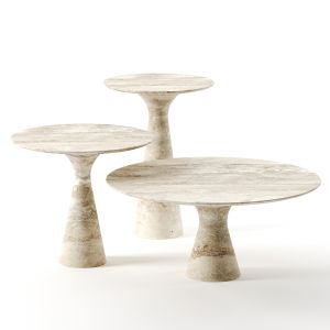 Angelo M Side Tables By Alinea Set 1