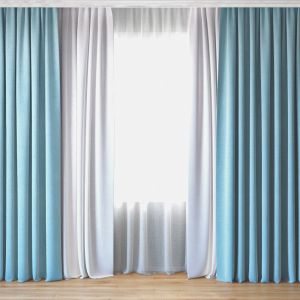 Curtains 15 | Curtains With Tulle