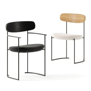 Keel Chair By Potocco