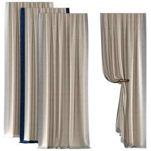 Curtains 123 | Pottery Barn | Emery Border