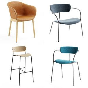 Collection of chairs vol. 1