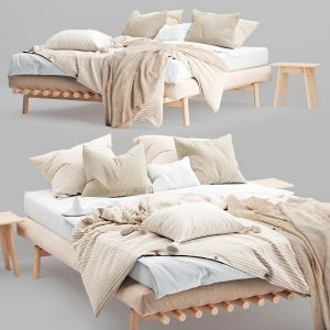 Magic Linen Bed