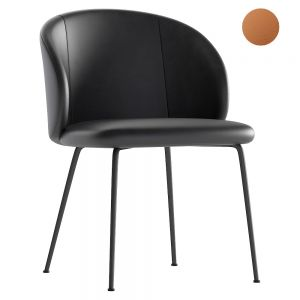 Laforma Leather Chair Minna