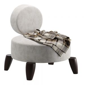 Franck Evennou Contemporary Lounge Chair