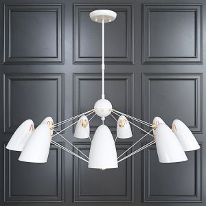 Hanging Chandelier Favorite Humpen 1758-9p