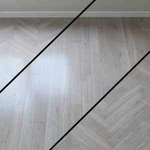 Parquet Board Kahrs White Oiled Oak