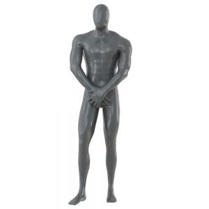Male Abstract Mannequin For Shop 100