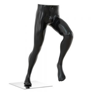 Male Mannequin Legs In Running Pose 101
