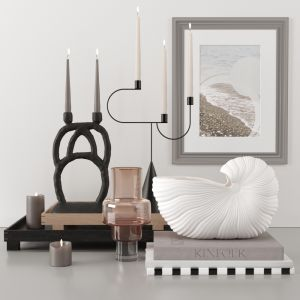 Scandi Decorative Set