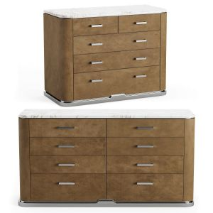Inedito Asnaghi Lola Chest Of Drawers