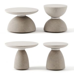 Geo Side Tables By Pimar