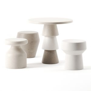 Coffee Tables Set By Pimar