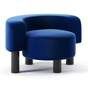 Pow Armchair By Pulpo