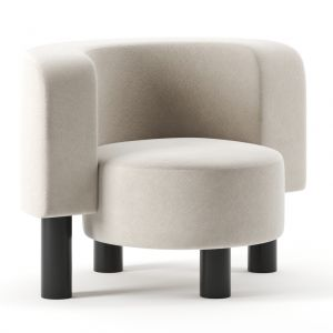 Wham Armchair By Pulpo