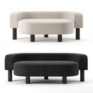 Pow Sofa By Pulpo