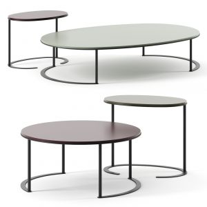 Ortis Coffee Tables By Lema