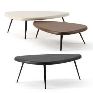 527 Mexique Coffee Tables By Cassina