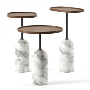 Ekero Side Tables By Porada