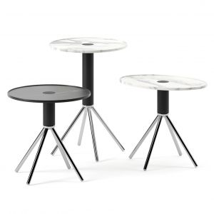 Jelly Side Tables By Porada