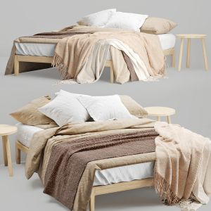 Zara Home Linens Bed