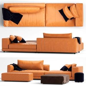 Melpot Sofas By Natuzzi 01