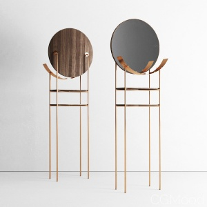 Hi Atelier Dressing Table - Oshu, O2