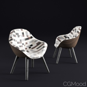 Chequered Chair