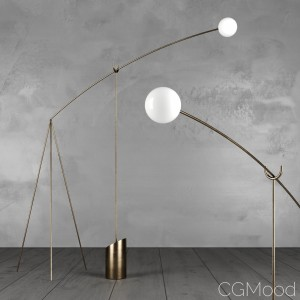 Seed Pod Lamp By Anna Karlin