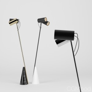 Ed027 Lamp By Edizioni Design