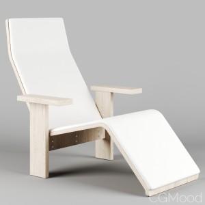 Mattiazzi Quindici Chaise Lounge