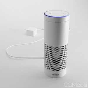 Amazon Alexa Echo - Uk Version