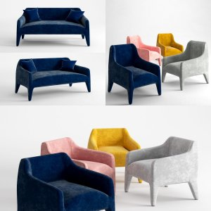 Kelly collection by jardan furniture