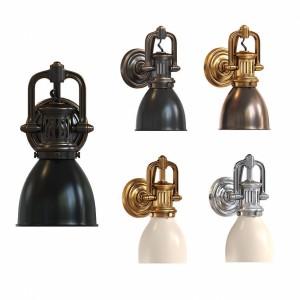 Visual Comfort Lamp