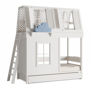 Children Bed - Bukwood - Dream House