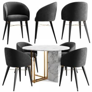 Prosvir Table Chair 02