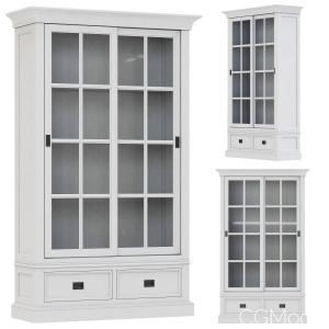 Dantone Home Oxford Cabinet